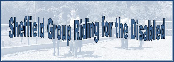 Sheffield Group Riding for the Disabled